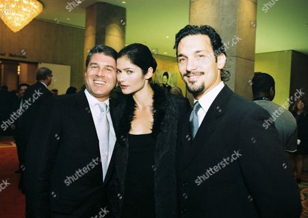 Ted Harbert, Jill Hennessy, and Pablo Mastropietro