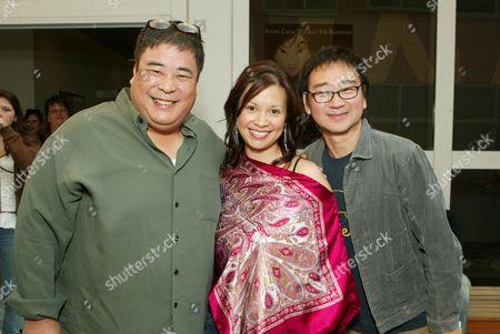 Jerry Tondo, Lea Salonga and Gedde Watanabe