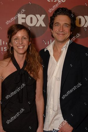 Katie Jacobs and Paul Attanasio
