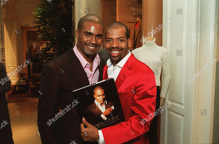 Editorial photo of 'Men of Color' Book Party