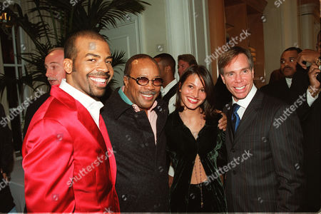 Editorial picture of 'Men of Color' Book Party