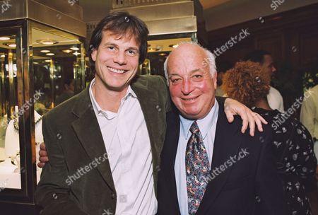 Bill Paxton and Seymour Stein