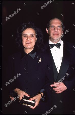 Jonathan Dolgen and wife Sue