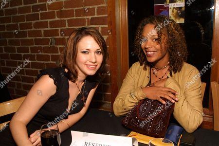Joanna Canton and Rachel True and Chelsea Swain