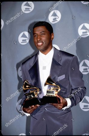 Baby Face Edmonds at the Grammy Awards
