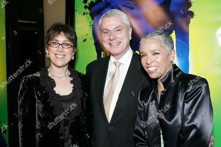Editorial photo of 'Take the Lead' special screening, Los Angeles, USA - 23 Mar 2006