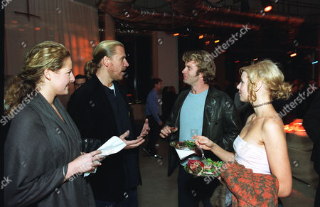 Sophie Vereen, Renny Harlin, Thomas Jane and Olivia D'Abo