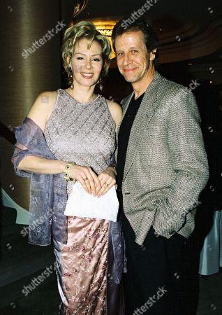 Jean Smart and husband Richard Gilliland