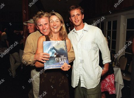 Stock Image of Gary Busey, Karen Cahill and Kip Pardue
