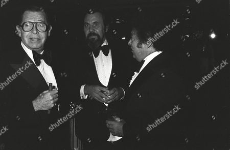 Milton Berle, George Schlatter, Marty Allen