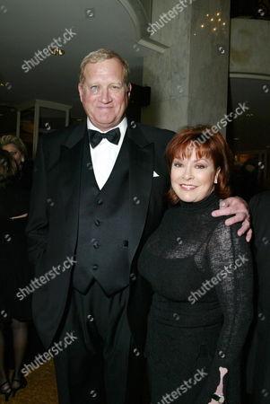 Ken Howard and wife Linda Fetters
