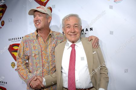 Marc McClure and Jack Larson