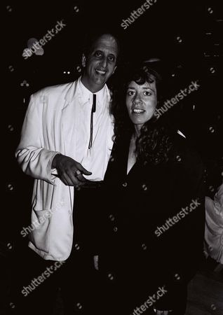 Vincent Schiavelli and wife Allyce Beasley
