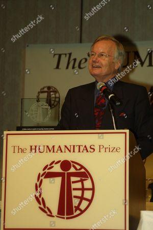 Winner Bill Moyers