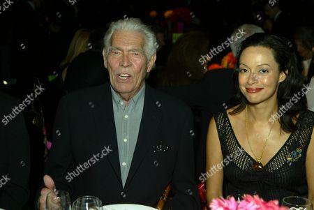 James Coburn and wife Paula Coburn