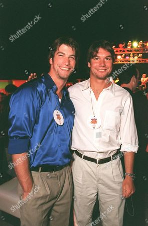 Stock Picture of Jerry O'Connell and Charlie O'Connell