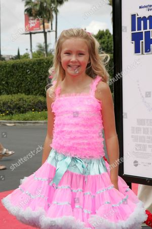 Editorial picture of Los Angeles Premiere of 'Imagine That'