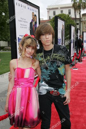 Bella and Remy Thorne
