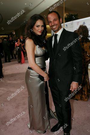 Katharine McPhee and boyfriend Nick Cokas