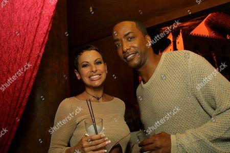 VIP's Natalie Raitano and Miguel A. Nunez Jr.