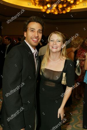 Howie D (Dorough) and Melissa Joan Hart
