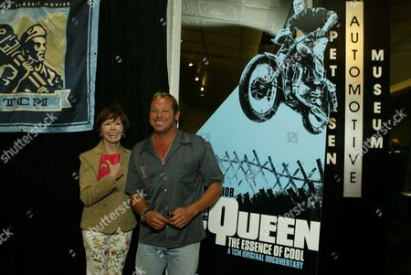 Editorial picture of TCM Screening of McQueen Doc