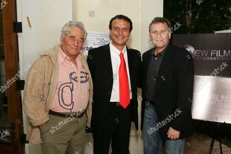 Peter Falk,  Nesim Hason and Paul Reiser