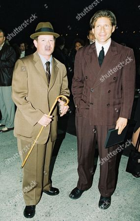 Max Perlich and Crispin Glover