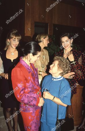 Paloma Picasso, Dr. Ruth Westheimer