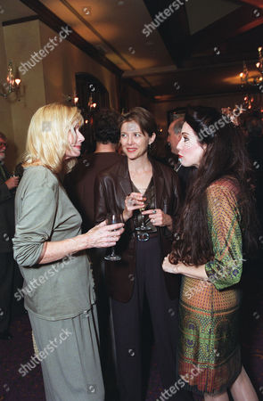 Sally Kellerman, Annette Bening and Barbara Lazaroff