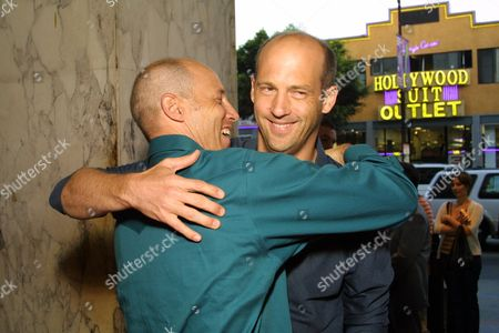 Jon Gries and Anthony Edwards