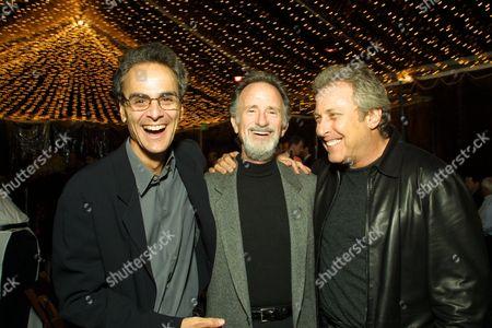Allen Shapiro, Larry Gordon, and Chuck Roven