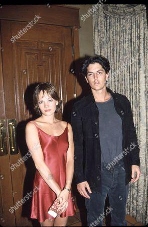 Natasha Wagner and Josh Evans
