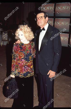 Carol and Walter Matthau