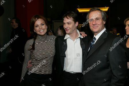 Dina Meyer, Tom Hardy, Rick Berman