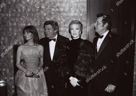 Lesley Ann Warren, Robert Preston Julie Andrews and James Garner