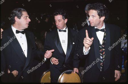 Jonathan Dolgen, Mark Canton & Peter Guber