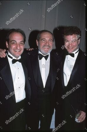 David Paymer, Alan King & Robert Wahl
