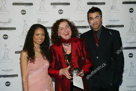 Jennifer Freeman, Ann Brodie and Phillip Rhys