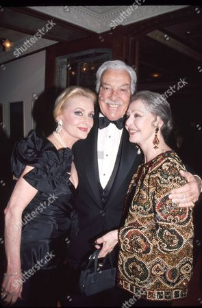 Anne Jeffreys, Cesar Romero and Loretta Young