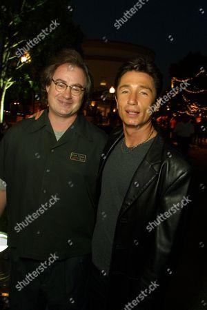 Stock Image of John Billingsley(cast) and Dominic Keating