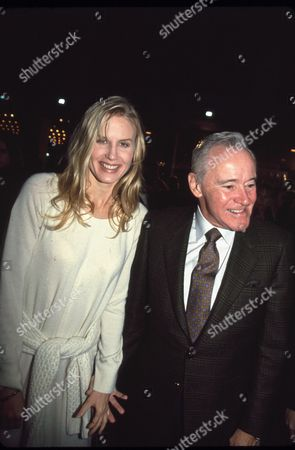 Daryl Hannah and Jack Lemmon