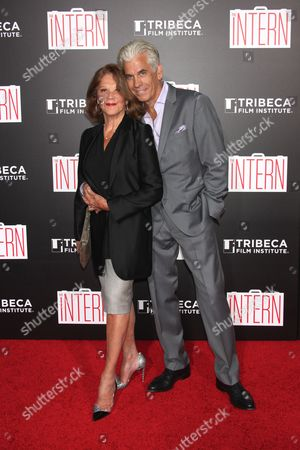 Editorial image of 'The Intern' film premiere, New York, America - 21 Sep 2015