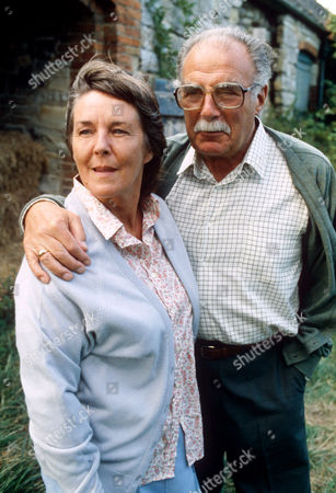 Stock Image of ROWENA COOPER AND REGINALD MARSH IN 'BOON' - 1989