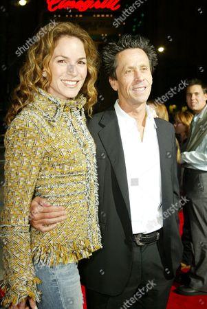 Brian Grazer and wife Gigi Levangie-Grazer