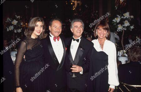 Nathalie Marciano, Freddy Denman, M. Marciano & Candy Denman
