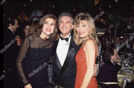 Nathalie Marciano, Maurice Marciano & Vanna White