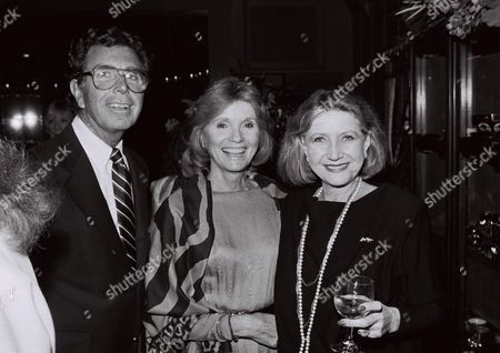 Jeffrey Hayden , Eva Marie Saint and Betty Barry