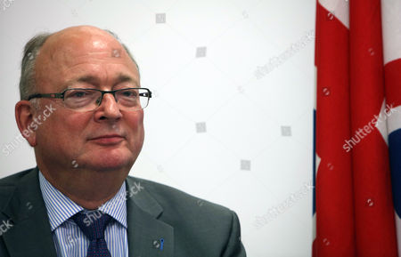 Stock Photo of Malcolm Harbour