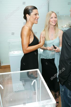 Stock Photo of Lisa Rinna and Laura Lee Bell